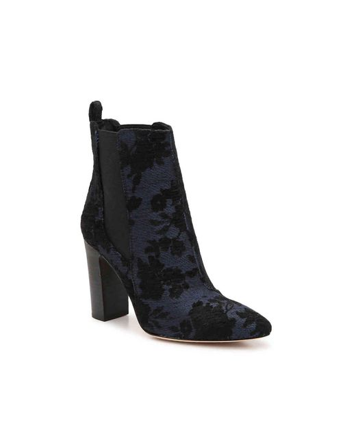 Vince Camuto - Black Britsy Pointed Toe Chelsea Boot - Lyst