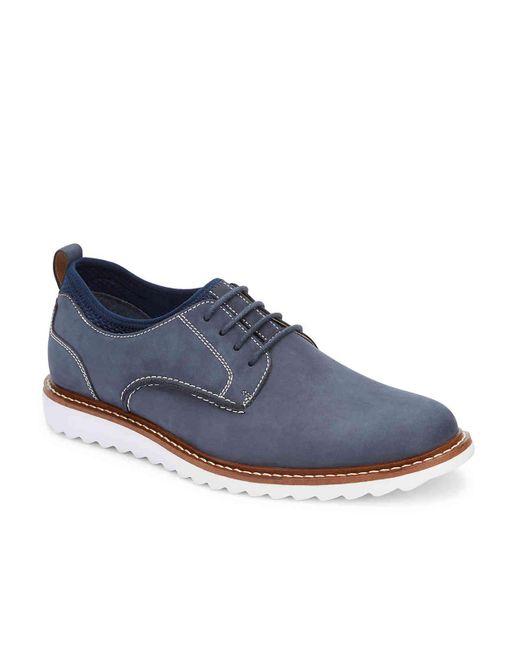G.H.BASS - Blue Dirty Buck 2.0 Oxford for Men - Lyst