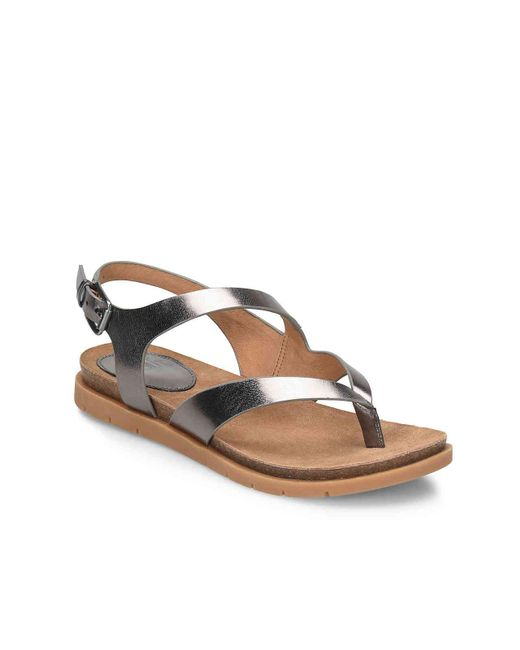 48ce271288bf Söfft - Brown Rory Sandal - Lyst ...