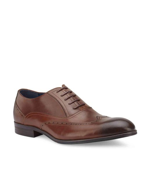 Vintage Foundry Co. - Brown Warriston Wingtip Oxford for Men - Lyst
