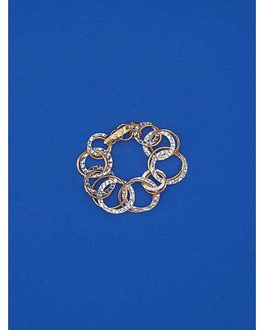 Diane von Furstenberg   Blue Multi-ring Bracelet   Lyst