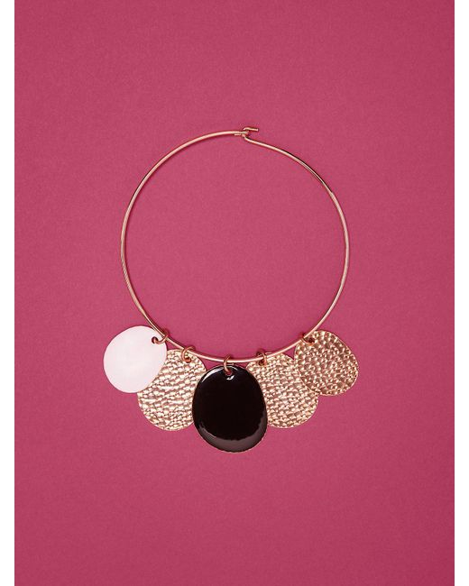 Diane von Furstenberg - Pink Multi-disc Choker - Lyst