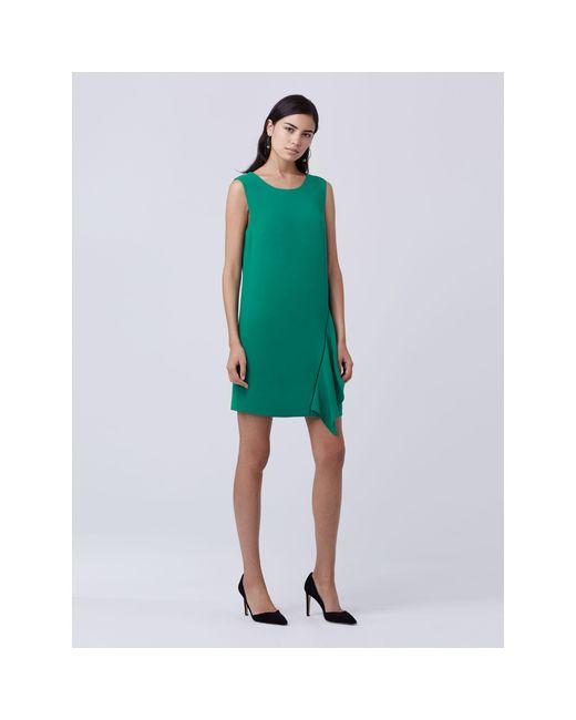 Diane von Furstenberg | Multicolor Dvf Wylda Shift Dress | Lyst