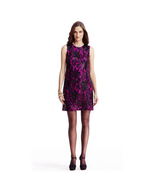 Diane von Furstenberg | Pink 'kaleb' Dress | Lyst