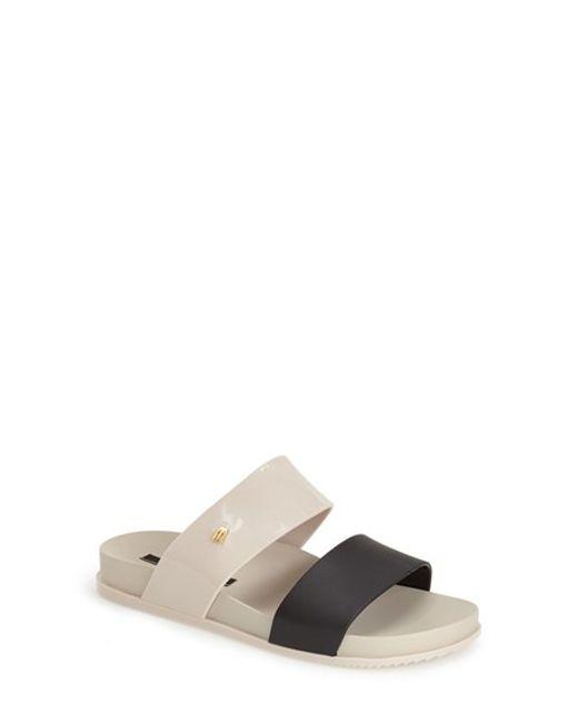Melissa | Natural 'Cosmic' Sandal | Lyst