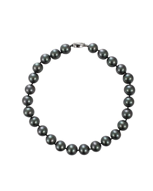 Fantasia Jewelry | Gray Pearl Necklace | Lyst