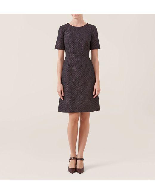 Hobbs | Multicolor Wolsey Dress | Lyst