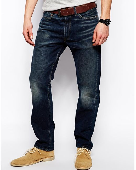 Levi's   Blue 511 Slim Fit Jean for Men   Lyst
