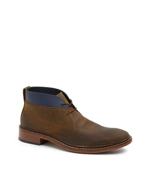 Cole Haan | Brown 'colton' Chukka Boot for Men | Lyst