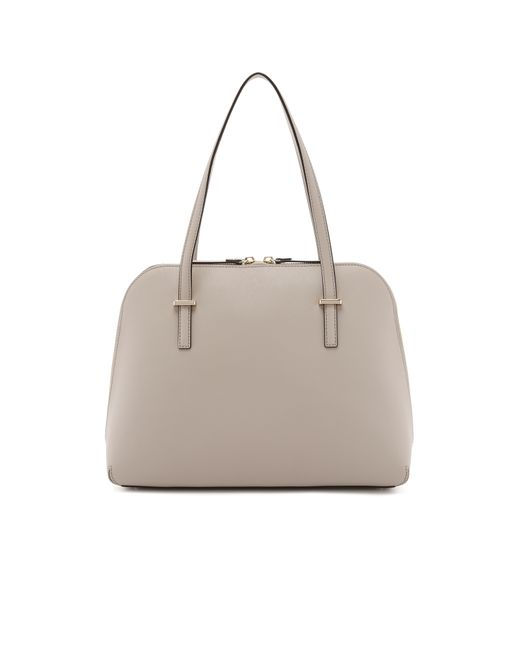 Kate Spade | Gray Cedar Street Maise Shoulder Bag | Lyst
