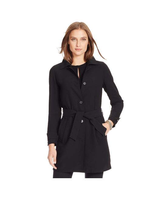 Ralph Lauren | Black Cotton Utility Jacket | Lyst