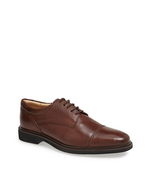 Anatomic & Co | Brown Giovane Cap Toe Derby for Men | Lyst