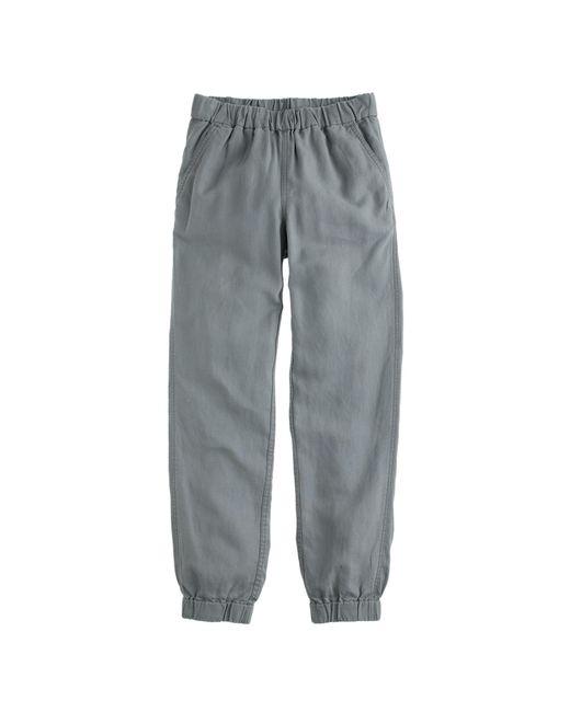 J.Crew   Gray Tall Seaside Pant   Lyst