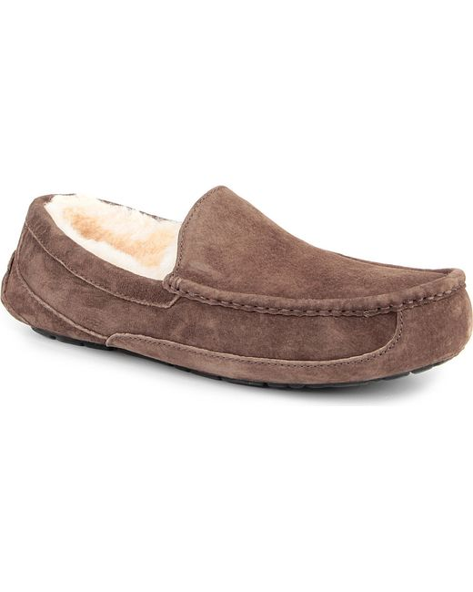 4e25cf85d284 Ugg Ascot Loafers