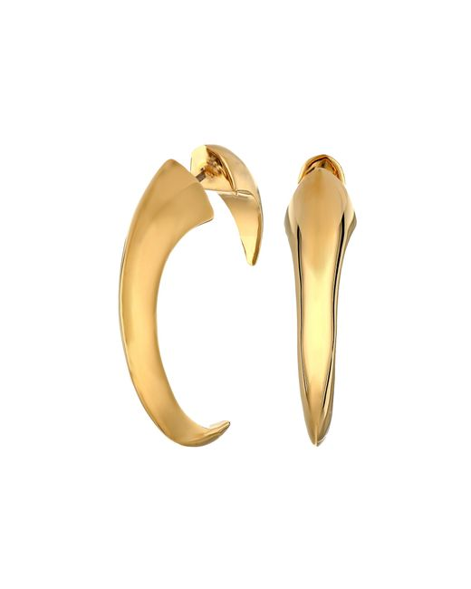 Vince Camuto | Metallic Small Horn Earrings | Lyst