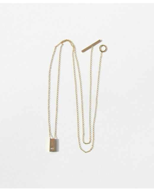 Still House | Metallic Gold Olus Necklace | Lyst