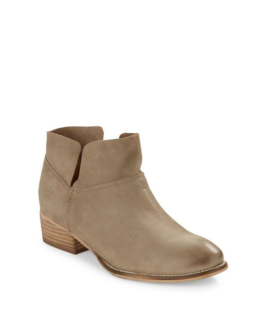 Seychelles | Brown Snare Leather Ankle Boots | Lyst