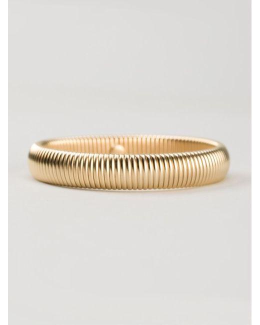 Janis Savitt | Metallic Medium 'cobra' Bracelet | Lyst