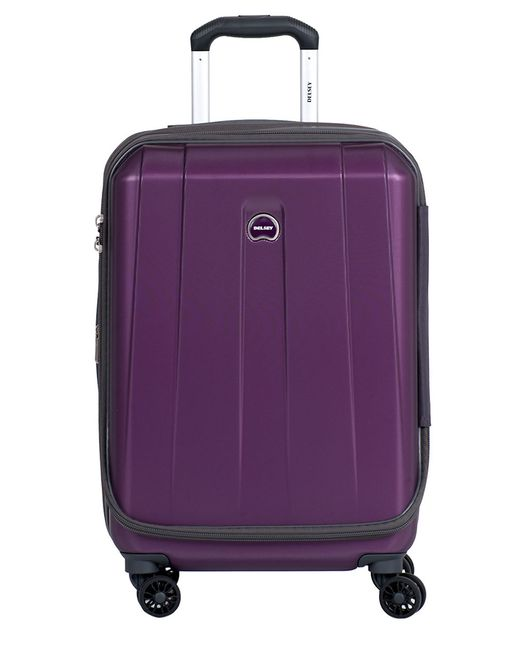 Delsey | Purple Helium Shadow 21-inch Spinner Suiter Trolley | Lyst