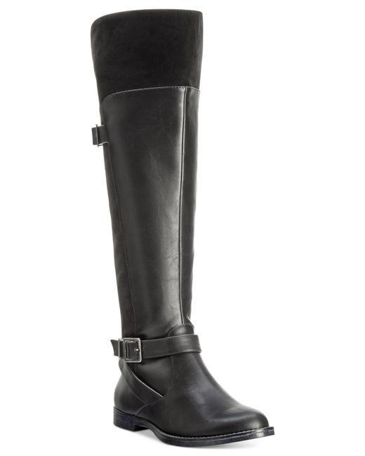 Bella Vita | Brown Romy II Faux-Leather Riding Boots | Lyst