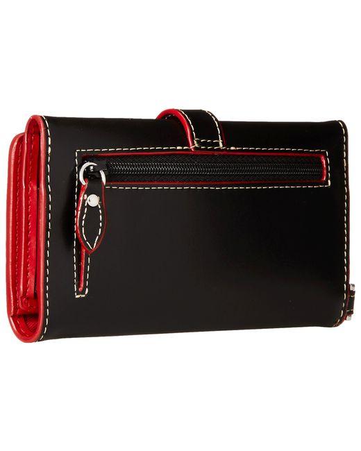 Lodis | Black Audrey Lily Phone Wallet | Lyst
