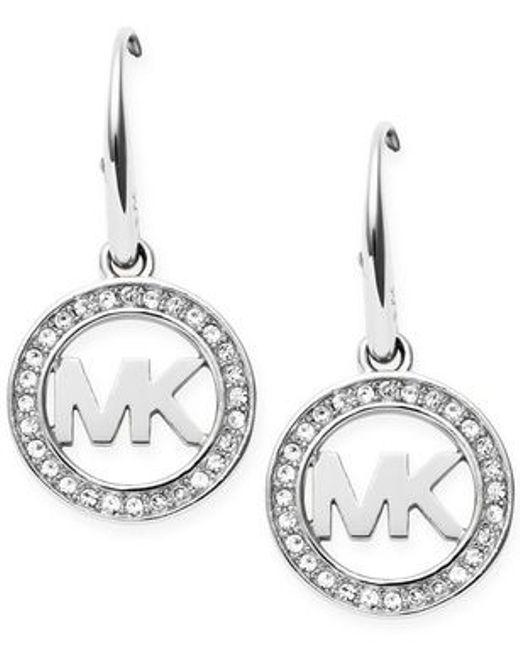 Michael Kors | Metallic Mkj4795040 Ladies Earrings | Lyst