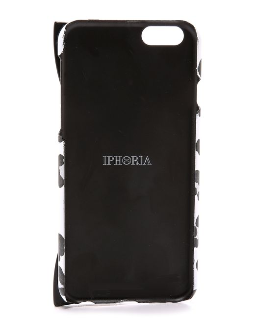 iphoria funky shades iphone 6 case in multicolor black. Black Bedroom Furniture Sets. Home Design Ideas