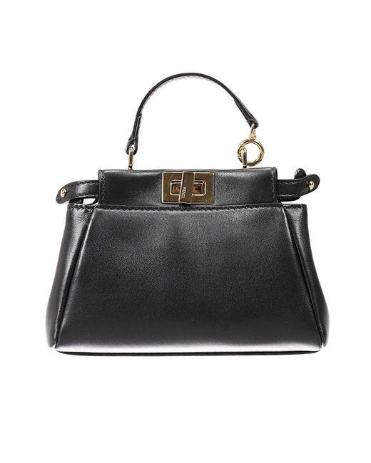 Fendi Peekaboo Micro Bag