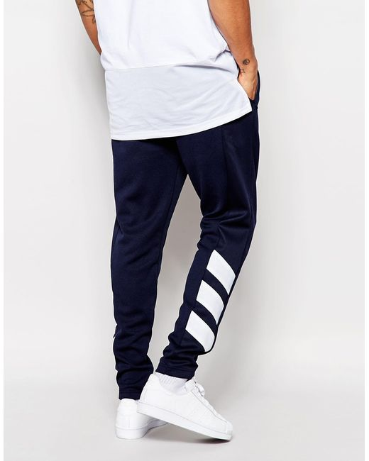 Model Asos Loungewear Skinny Joggers In Black For Men  Lyst