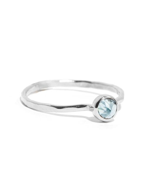 Melissa Joy Manning | Blue Topaz Ring | Lyst