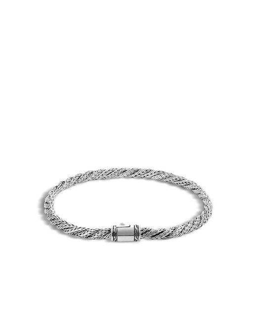 John Hardy | Metallic Twisted Chain Bracelet | Lyst