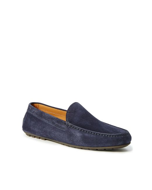 Pink Pony | Blue Hampshire Suede Driver for Men | Lyst