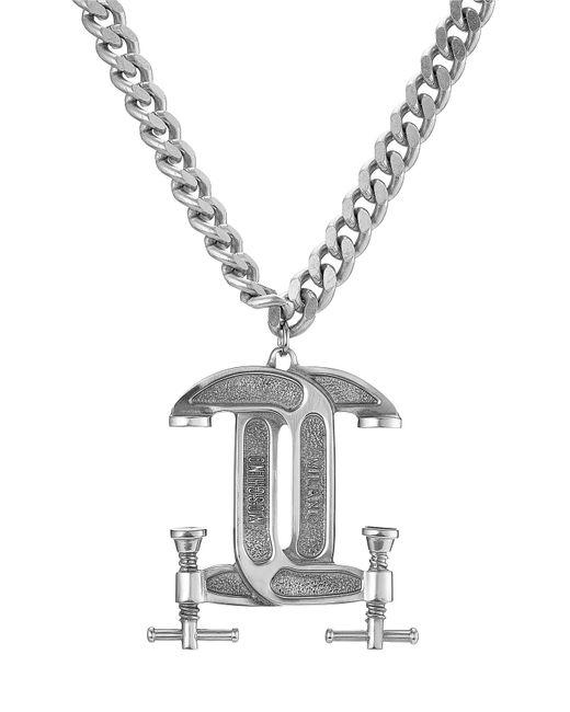 Moschino | Metallic Statement Necklace | Lyst