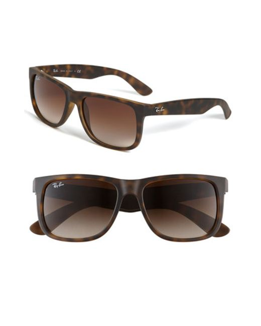 Ray-Ban | Brown 54mm Sunglasses | Lyst