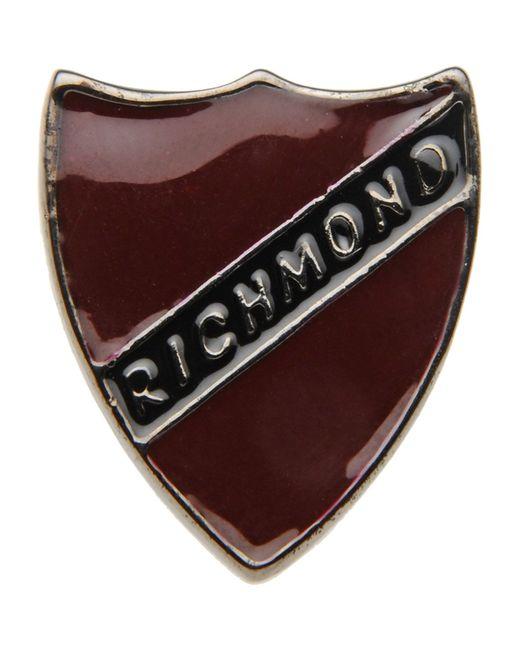 John Richmond | Purple Brooch | Lyst