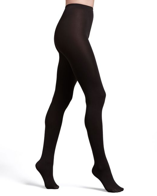 Wolford | Brown Matte Opaque 80 Tights | Lyst