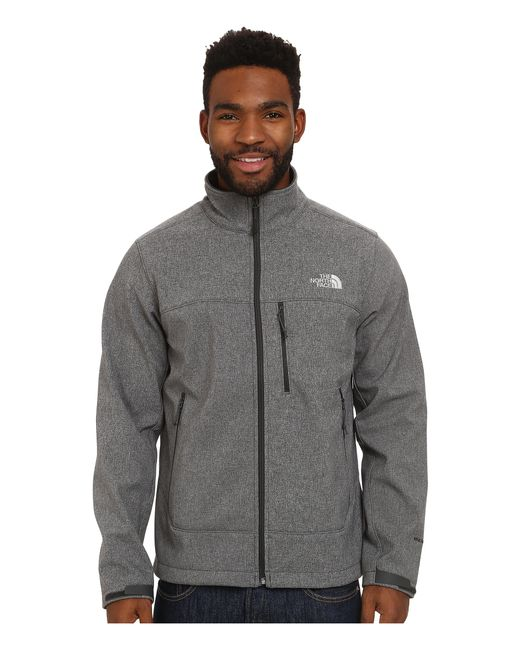 The North Face | Gray Apex Bionic Jacket for Men | Lyst
