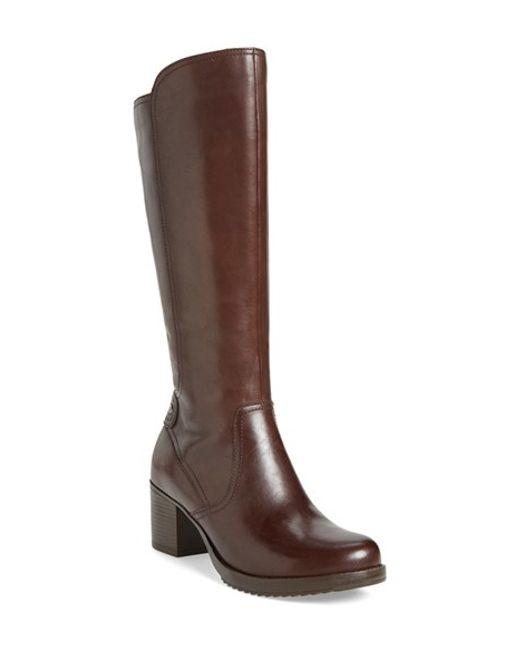 Dansko | Brown Ashby Knee-High Boots | Lyst