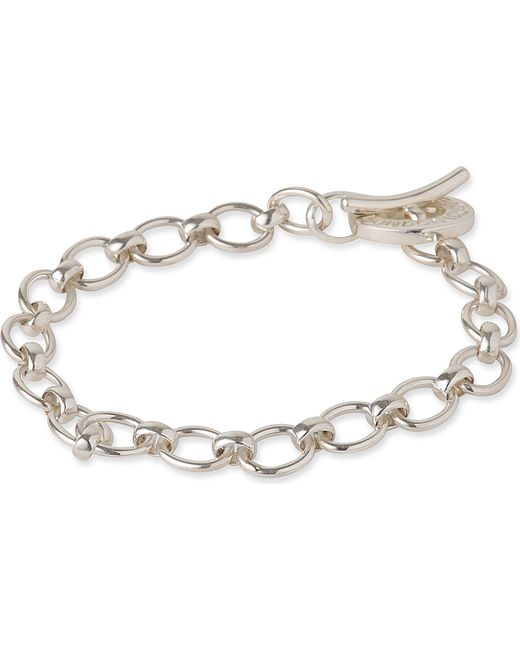Links of London | Metallic Sterling Silver Bracelet | Lyst