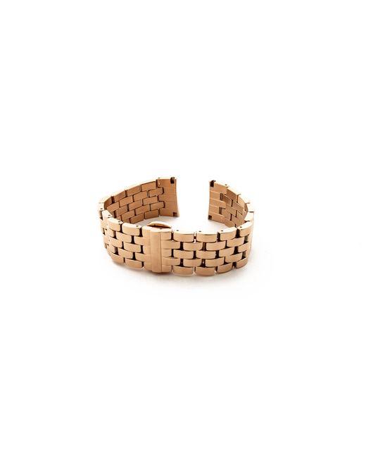 Shinola   Metallic 20mm Rose Gold Bracelet   Lyst
