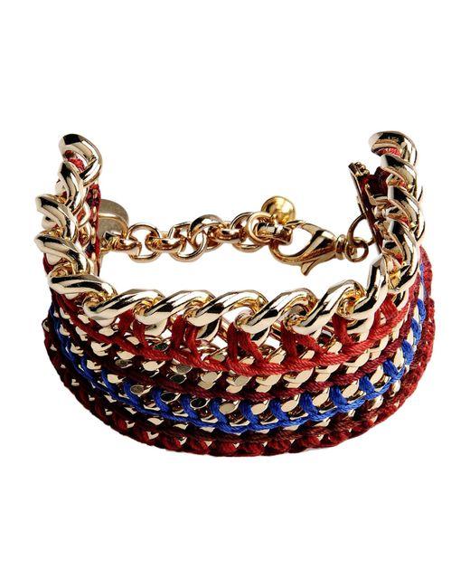 Venessa Arizaga | Red Bracelet | Lyst