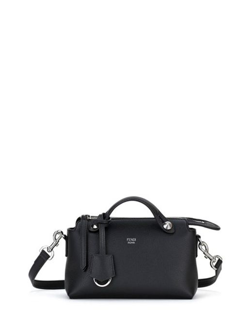 Fendi | Black By The Way Mini Satchel | Lyst