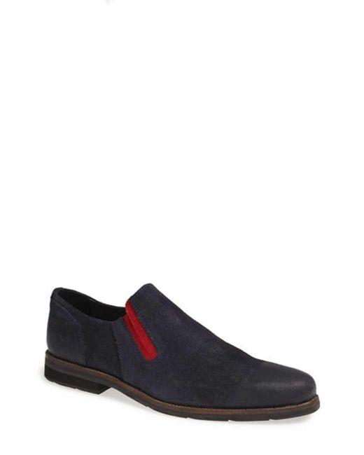 Blackstone | Blue 'scm 001' Slip-on for Men | Lyst