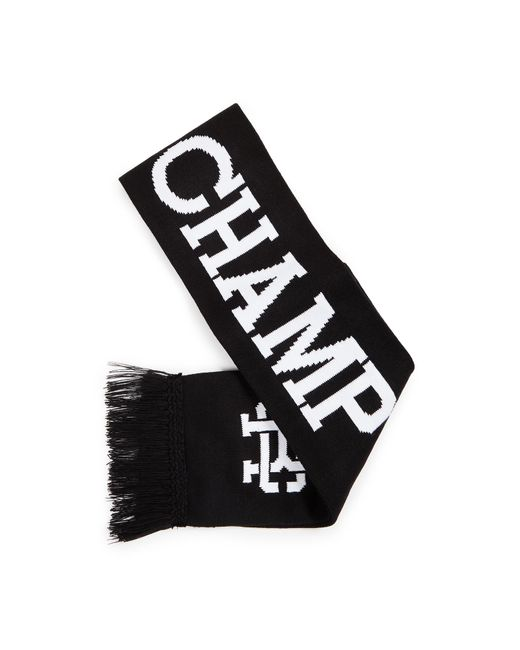Reigning Champ - Black Stadium Scarf for Men - Lyst