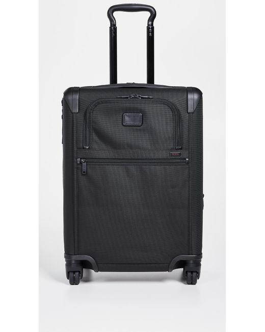 Tumi - Black Alpha 2 Continental Carry On Suitcase for Men - Lyst