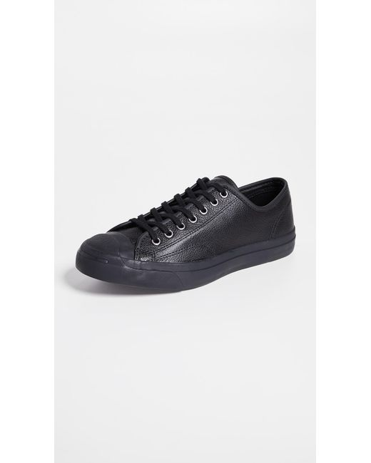 0addc3da45852c Converse - Black Jack Purcell Low Top Sneakers for Men - Lyst ...
