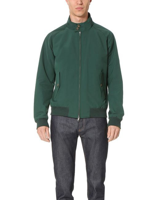 Baracuta   Blue G9 Modern Classic Jacket for Men   Lyst