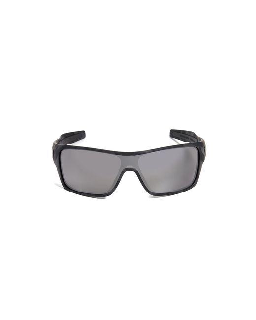 f86650de42 ... Oakley - Black Turbine Rotor Polarized Sunglasses for Men - Lyst ...