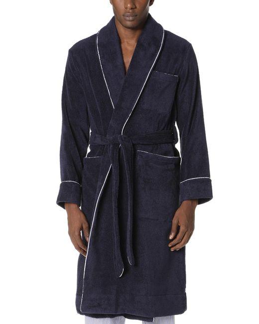 Sleepy Jones   Blue Terry Robe for Men   Lyst