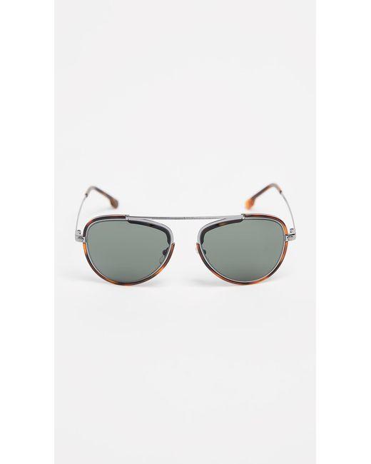 58aab760575 Versace - Multicolor Pilot Sunglasses for Men - Lyst ...
